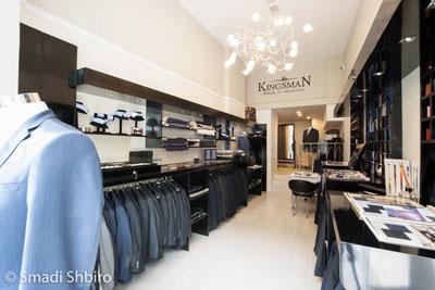 עיצוב חנויות בגדים, מעצבת חנויות בגדים