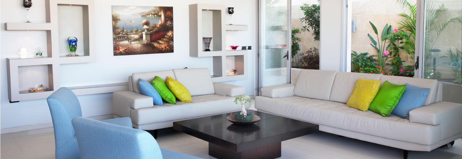 עיצוב דירות, עיצוב פנים לדירות, מעצבת דירות