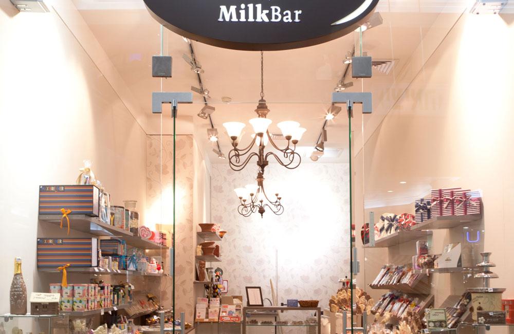 מעצבת חנויות שוקולד,מעצבת חנויות ממתקים